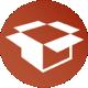 Icon Organisation des Umzugs