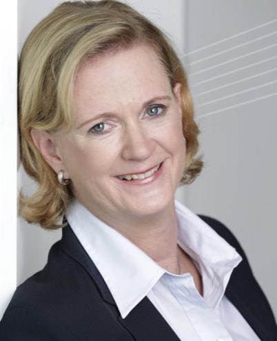 Andrea Haase unterstützt beim Standortwechsel ausländischer Fach- und Führungskräfte nach Mittel- und Südhessen.